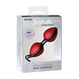 JOYBALLS SECRET BOLAS CHINAS NEGRAS Y ROJAS